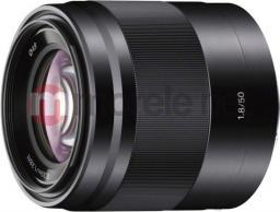 Obiektyw Sony 50mm f/1.8 E (SEL50F18B)
