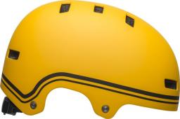 BELL Kask bmx Local classic matte yellow black r. S (51–55 cm) (BEL-70994)