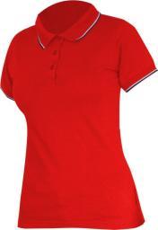 Lahti Pro Koszulka damska czerwona r. M (L4031405)