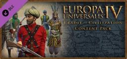 Europa Universalis IV - Cradle of Civilization - Content Pack (DLC)