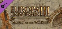 Europa Universalis III - Music of the World (DLC)