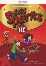 Gold Sparks 3 podręcznik + CD OXFORD