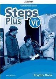 Steps Plus 6 materiały ćwiczeniowe z kodem OXFORD