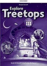 Explore Treetops 3 zeszyt ćwiczeń OXFORD