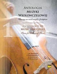 Antologia muzyki wiolonczelowej z.1 PWM