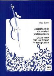 Zaśpiew z gór dla młodych wiolonczelistów PWM