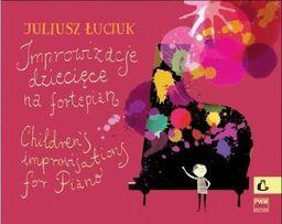 Improwizacje dziecięce na fortepian PWM