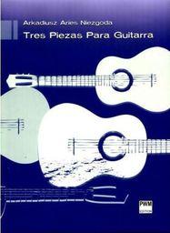 Tres piezas para guitarra PWM