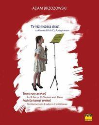 Ty też możesz grać! na klarnet B lub C PWM