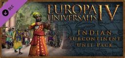 Europa Universalis IV - Indian Subcontinent Unit Pack (DLC)