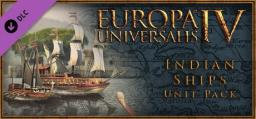 Europa Universalis IV - Indian Ships Unit Pack (DLC)