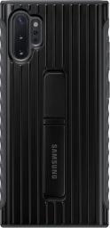 Samsung Etui Note 10+ Czarny/black Protective Standing Cover (EF-RN975CB)