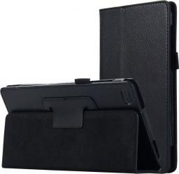 Etui do tabletu 4kom.pl Etui stojak do Lenovo Tab 4 7 Essential TB-7304 czarne uniwersalny