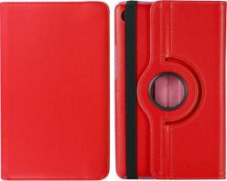 Etui do tabletu 4kom.pl Etui obrotowe 360 Huawei MediaPad M5 8.4 Czerwone uniwersalny