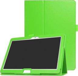 Etui do tabletu 4kom.pl Etui Stojak Huawei Mediapad M3 Lite 10 Zielone uniwersalny