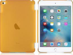 Etui do tabletu 4kom.pl Przezroczyste etui Back Cover do Apple iPad mini 4 POMARAŃCZOWE uniwersalny