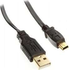 Kabel USB InLine USB A - USB mini (5pin) 5 m 31850F
