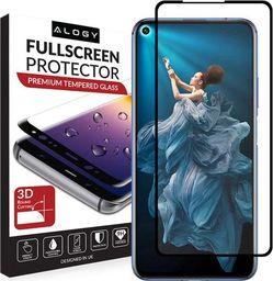 Alogy Szkło hartowane Alogy Full Glue do Huawei Honor 20 Pro Czarne uniwersalny