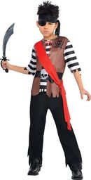 AMSCAN Kostium Kapitan piratów uniwersalny