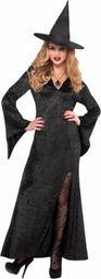 AMSCAN Sukienka czarownicy dla kobiety uniwersalny