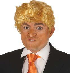 Guirca Blond peruka a'la Donald Trump - 1 szt. uniwersalny