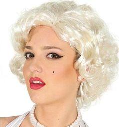Guirca Blond peruka Marilyn Monroe - 1 szt. uniwersalny