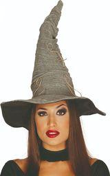 Guirca Kapelusz czarownicy na Halloween - 1 szt. uniwersalny