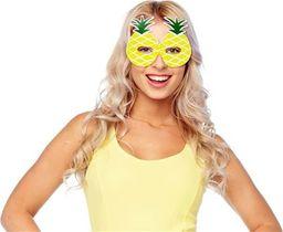 GoDan Maski Papierowe Słodki Ananas - 6 szt. uniwersalny