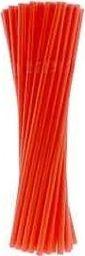 GoDan słomki rurki czerwone łamane 21 cm 40 sztuk uniwersalne