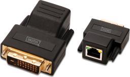 System przekazu sygnału AV Digitus Extender DVI-D (24+5) / M (wtyk) kat.5e 70m 1920 x 1440, Digi (DS-54101)