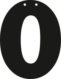 PartyShow Baner Personalizowany łączony - cyfra 0 uniwersalny