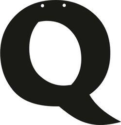 PartyShow Baner Personalizowany łączony - litera Q uniwersalny