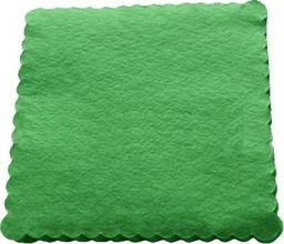 TAM Serwetki 1-warstwowe zielone - 15 cm - 200 szt.  uniwersalny