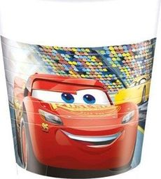 PROCOS kubeczki urodzinowe Cars 3 200 ml 8 sztuk uniwersalne (25030)