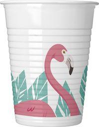 PROCOS kubeczki różowy Flaming 200 ml 8 sztuk uniwersalne (31734)