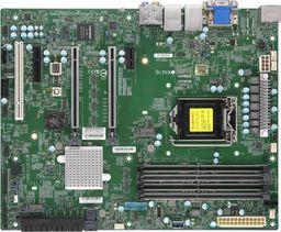 SuperMicro Supermicro Mainboard X11SCA-F Single