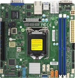 SuperMicro Supermicro Mainboard X11SCL-IF Single Sockel 1151