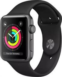 Smartwatch Apple Watch Series 3 42mm Szary Srebrny  (mtf32cn/a)