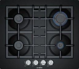 Płyta grzewcza Bosch Płyta gazowa BOSCH PNP6B6B90 (4 pola grzejne; kolor czarny)