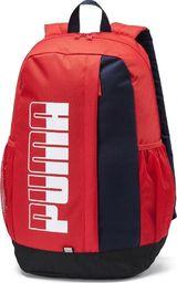 Puma Plecak sportowy Plus II czerwony uniwersalny (075749 03)