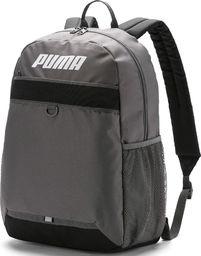 Puma Plecak sportowy Plus Backpack szary (076724 02)