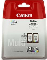Canon tusze PG545/CL546 Multipack (black, cyan, magenta, yellow)