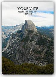 Plakat metalowy Feeby Wydruk na metalu, Park Narodowy Yosemit 20x30