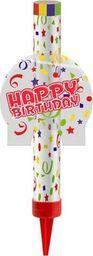 Folat Fontanna tortowa z napisem Happy Birthday - 12 cm - 1 szt. uniwersalny