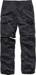 Surplus Spodnie męskie Quick Dry 2w1 czarne r. XXL