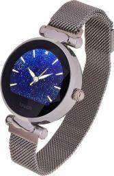 Smartwatch Garett Electronics Women Lisa Srebrny  (5903246282825)