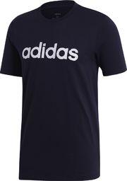 Adidas Koszulka męska M Graphic Linear Tee 3 granatowa r. S (EI4600) ID produktu: 6168742