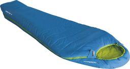High Peak Śpiwór Hyperion 1 L niebieski