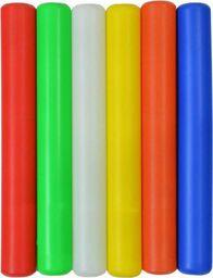 Vinex Pałeczki sztafetowe RBP-J06 kpl. 6 szt. Jr. uniwersalny