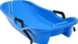Hamax Sanki plastikowe z hamulcami Sno Glider niebieskie (504101)